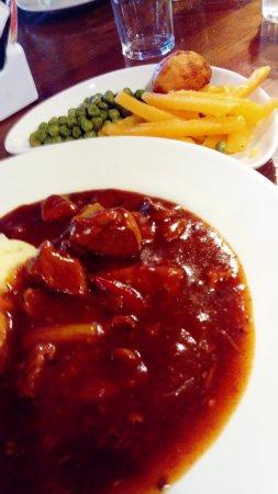 Эннис, Ирландия: Irish Beef stew , tasty
