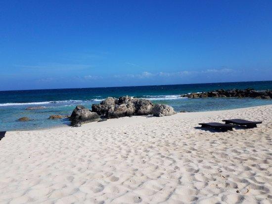 Vip Beach 1 Kuva Blue Lagoon Island Nassau Tripadvisor