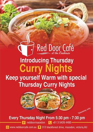 Red door cafe macedon