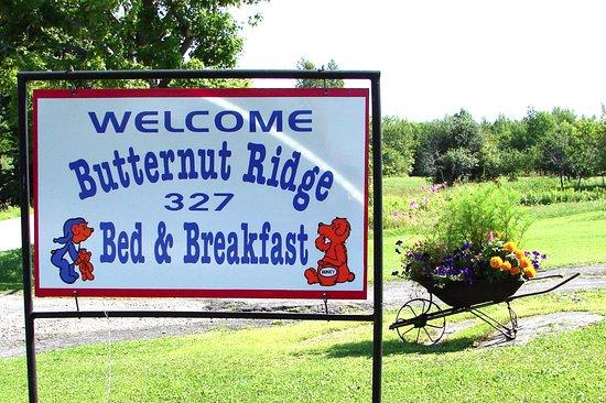 Butternut Ridge Bed And Breakfast