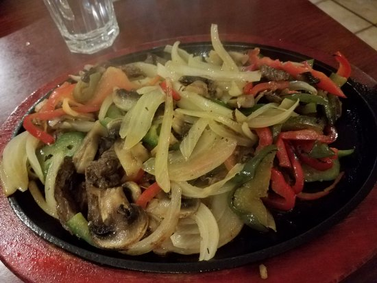 Mount Kisco, NY: Steak fajita