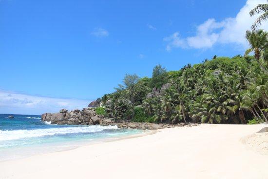 Anse Intendance: The beach