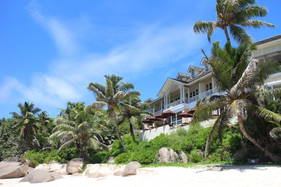 Anse Intendance: Hotel Banyan Tree