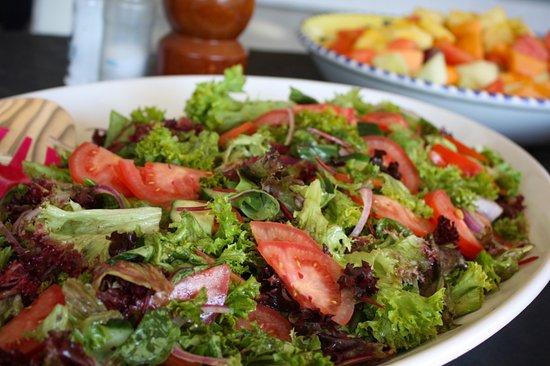 Uitgeest, Hollanda: Salades