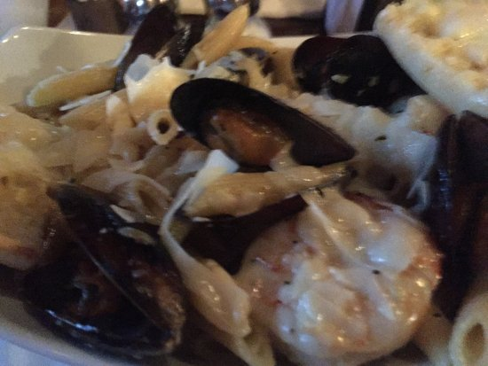 Jamestown, Nova York: Seafood