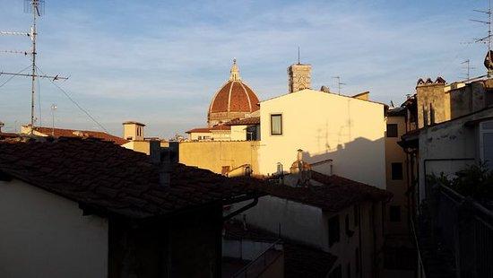 Hotel Delle Tele : The ever present Duomo