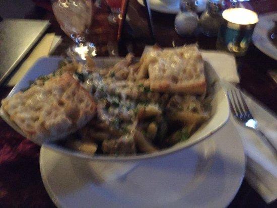 Jamestown, Nova York: The Pasta special