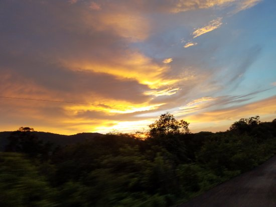 Machalilla National Park, Ecuador: Agua Blanca
