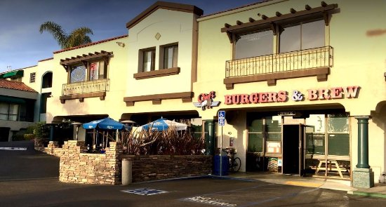 Solana Beach, Californien: Chiefs Burgers and Brew