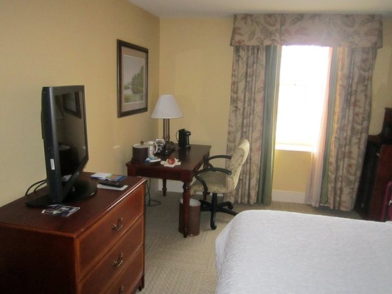 Hampton Inn Charleston - Historic District : Room View