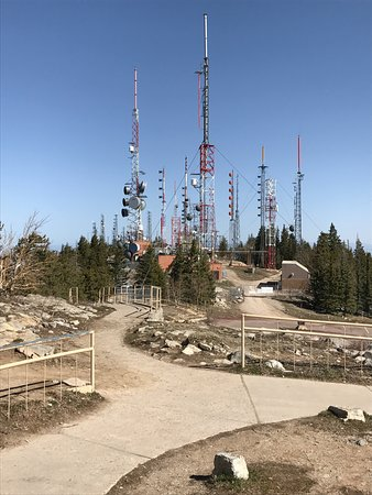 "Sandia Park, NM: ""Antenna Farm"""