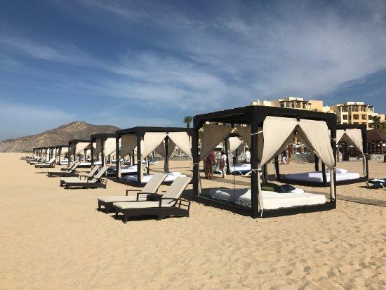 Pueblo Bonito Pacifica Golf Spa Resort Cabanas On The Beach