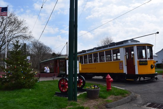 East Haven, Κονέκτικατ: Shore Line Trolley Museum