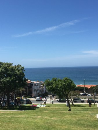 Manhattan Beach, Californie : A view from Bruce's (Park) Beach