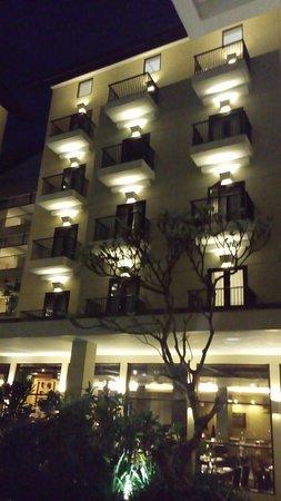 Hotel Di Malam Hari Picture Of Hotel Santika Premiere Malang Tripadvisor