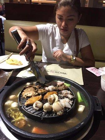 Tokyo Table Cebu: fresh meats grilling and shabu