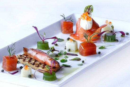 Leumeah, Australia: Assiette Salmon