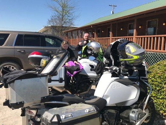 Jonesville, Louisiane : Our Bikes