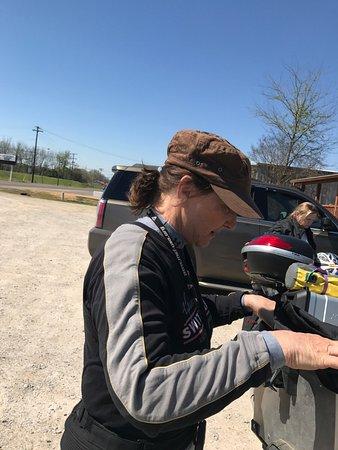 Jonesville, Louisiane : Getting Stuff Together