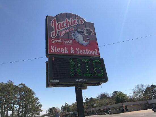 Jonesville, Louisiane : The Sign