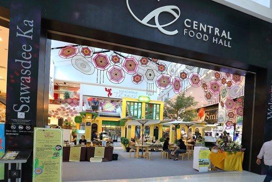 Central Mall Singapore Japanese Restaurant
