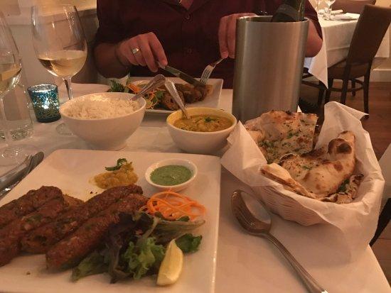 Good food, pairing wine good advice