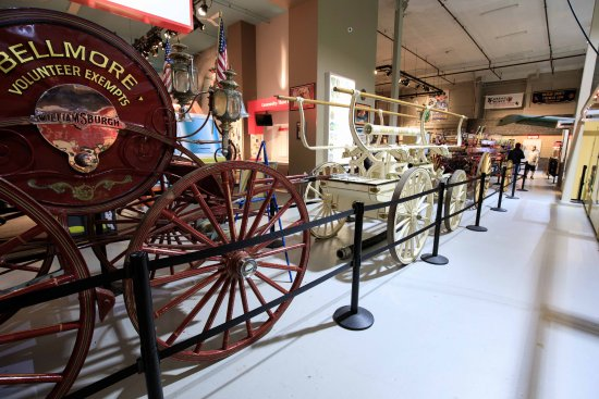 Garden City, NY: Old Carriages