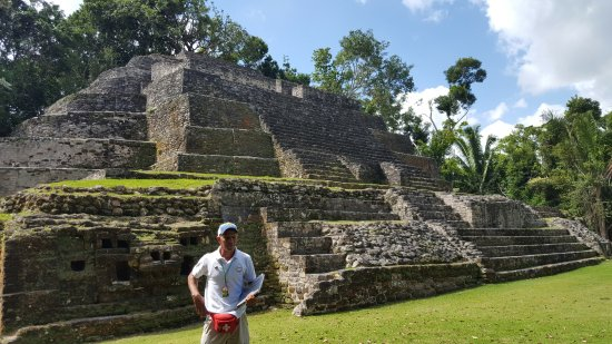 Jaguar Temple Picture Of Lamanai Tours Belize City Tripadvisor