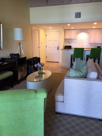 Ponte Vedra Beach, FL: King suite