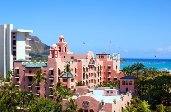 The Royal Hawaiian, a Luxury Collection Resort-bild