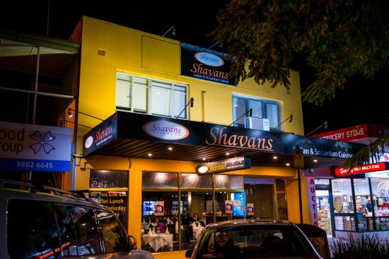 Restaurants Pinewood Melbourne