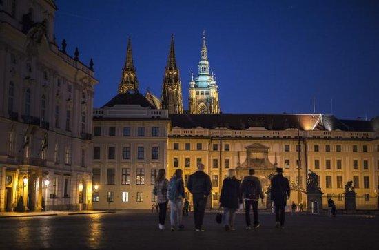 Nächtlicher Rundgang durch das Prager...