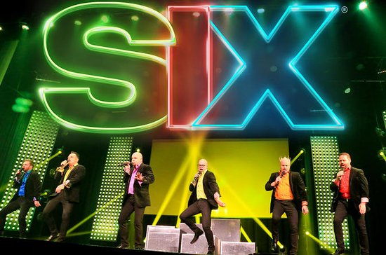 SIX - Live Entertainment em Branson