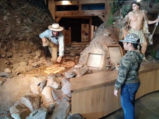 Coloma, CA: Gold Discovery Museum