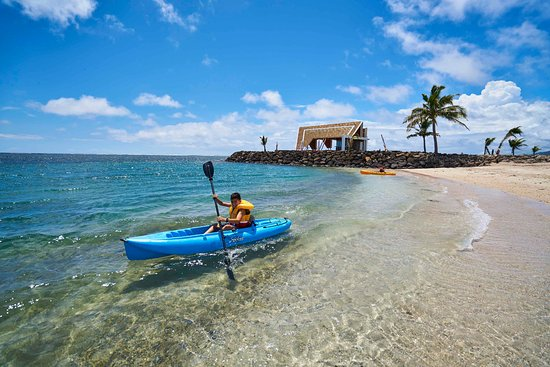 Taumeasina Island Resort Prices