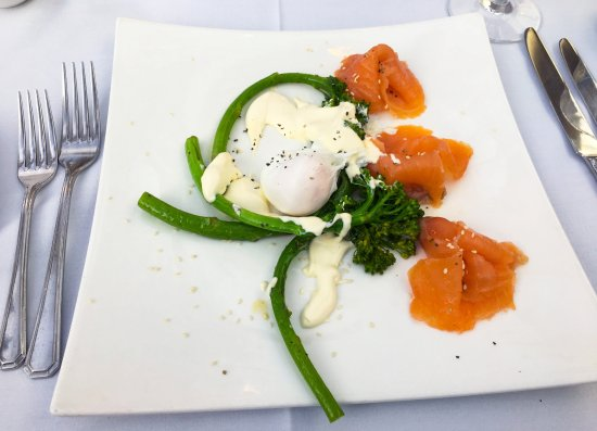 Attwood, Австралия: Smoked Salmon Entrée