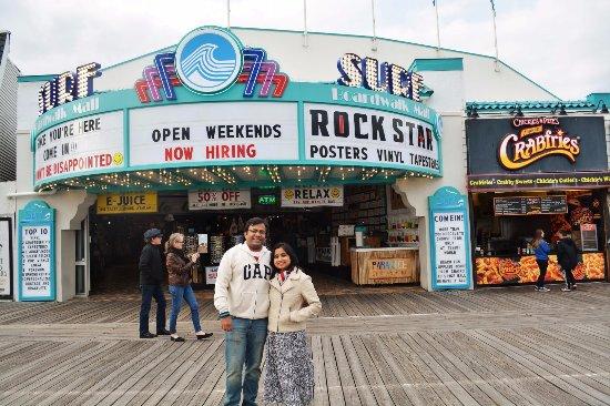 Ocean City Boardwalk-NJ_Sanju-1