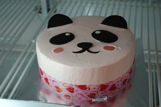 Terrific Birthday Cake Picture Of Melissa Bakery Mataram Tripadvisor Personalised Birthday Cards Beptaeletsinfo