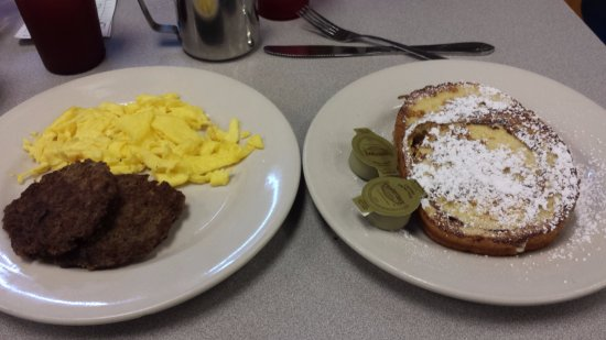 Lafayette, IN: Hit the spot after a long night