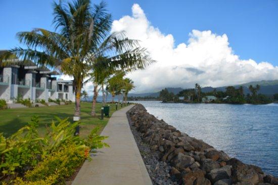 Taumeasina Island Resort Apia Samoa