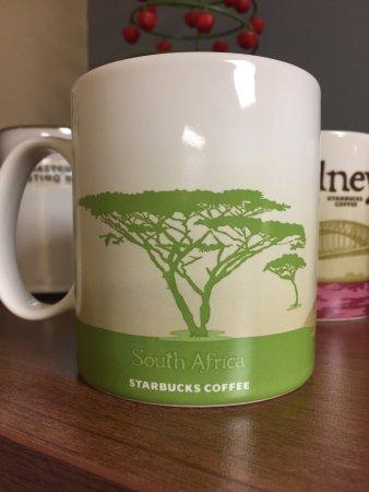 MUGS! - Picture of Starbucks, Pretoria - TripAdvisor