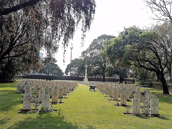 Ranchi War Cemetery