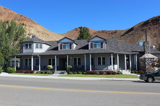 Challis, ID: Exterior view - Tea Cup Cafe