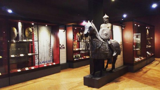 Lamongan, Indonesia: Ikon of Indonesian Islamic Art Museum