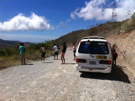 San Jose Metro, Kosta Rika: On our way to Manuel Antonio form Monteverde!!!!