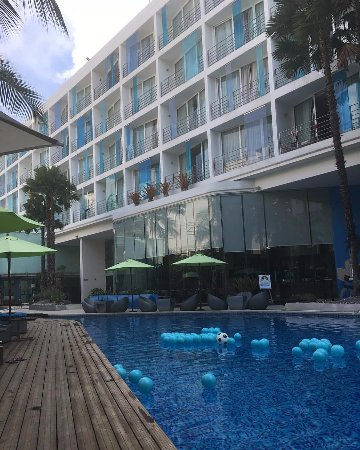 Hotel Baraquda Pattaya - MGallery by Sofitel Görüntüsü