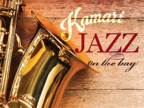 Brighton le Sands, Australia: Kamari Jazz on the bay