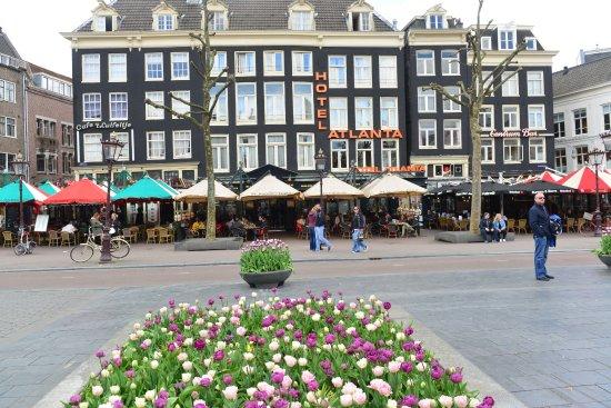 Rembrandtplein Picture Of Rembrandtplein Amsterdam