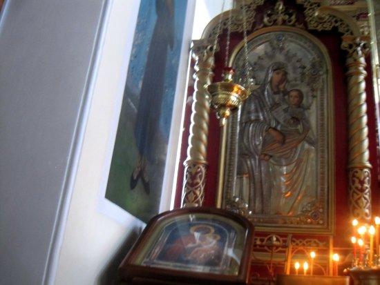 Nikolo-Pavlovskoye, روسيا: Святая матерь божья