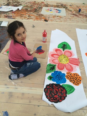 Haus Hirt: Kids art class offered by house Hirt